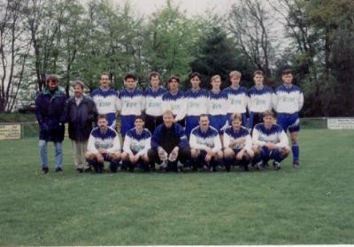 1. Mannschaft 1995/1996