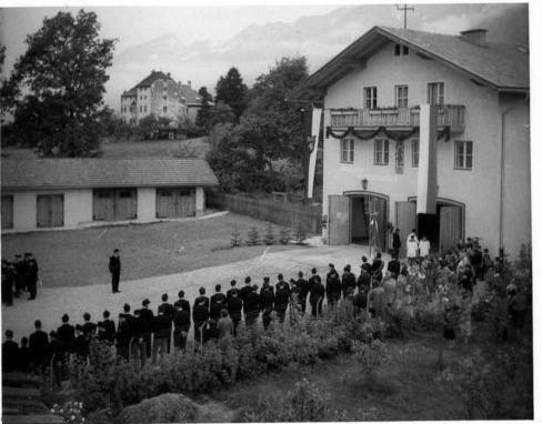 Halleneinweihung 1960