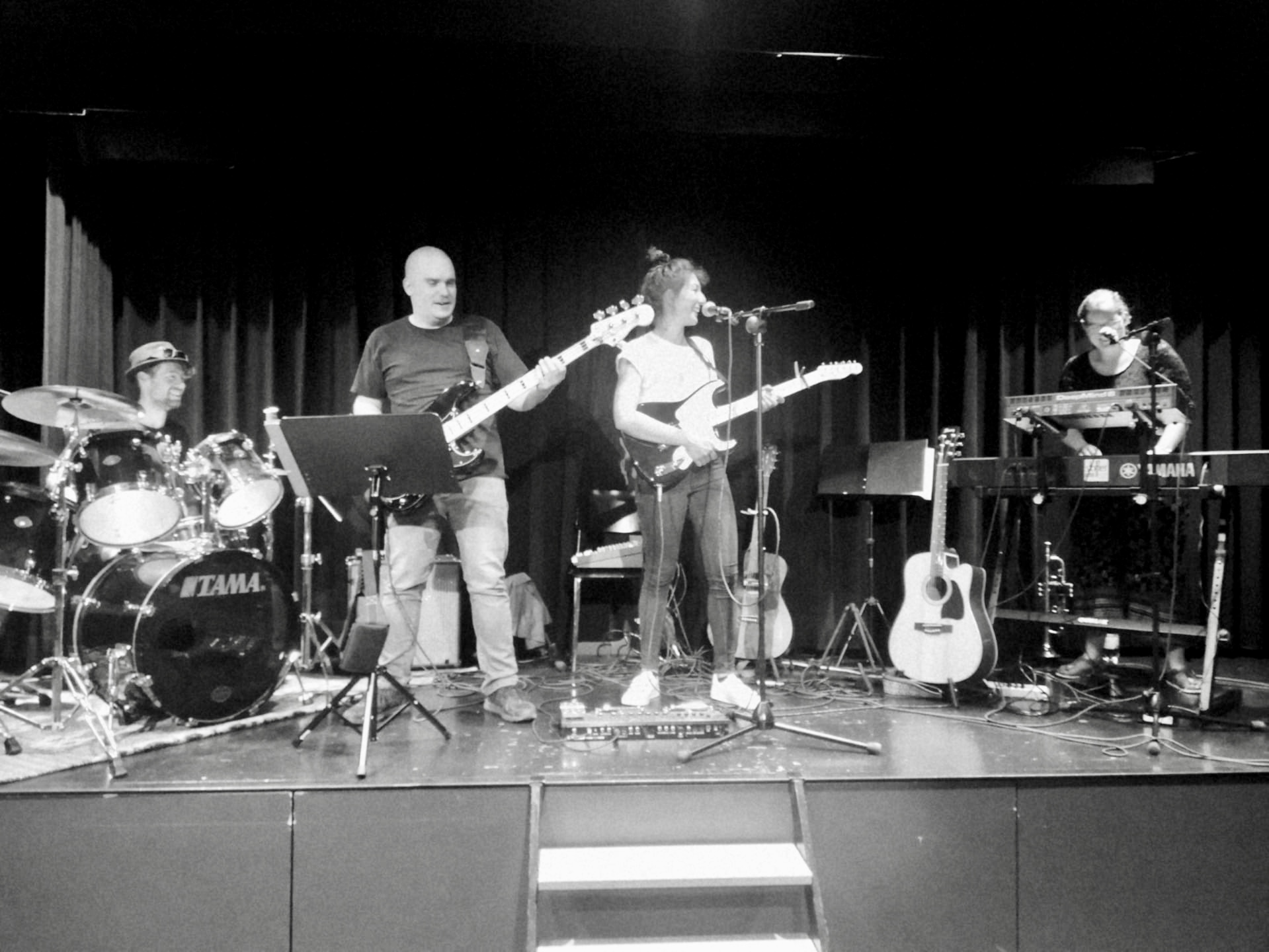 Konzert Stiftung Rheinleben, Basel, 30.08.2019