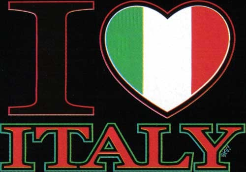 Italiano, Italian