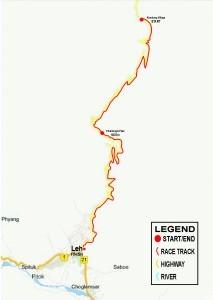 Ladakh Marathon, Khardungla Challenge, world's highest marathon