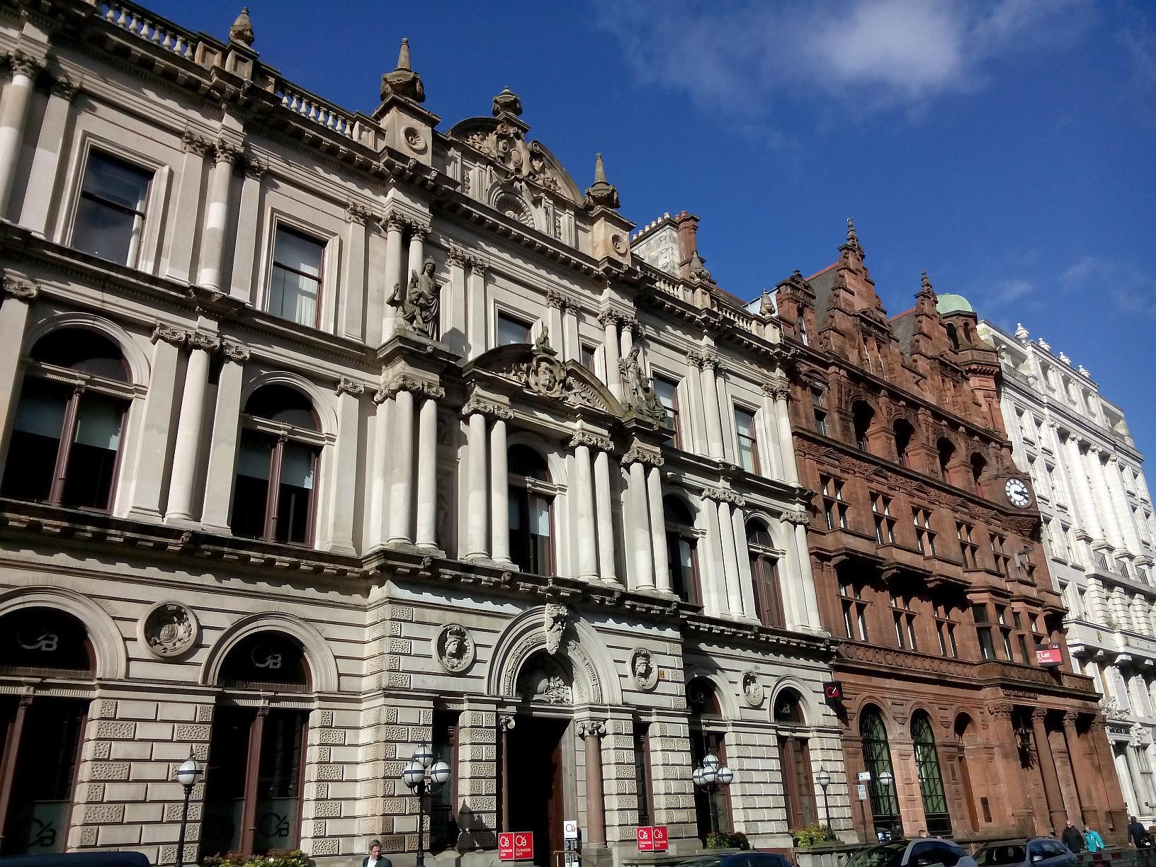 Architektur in Glasgow