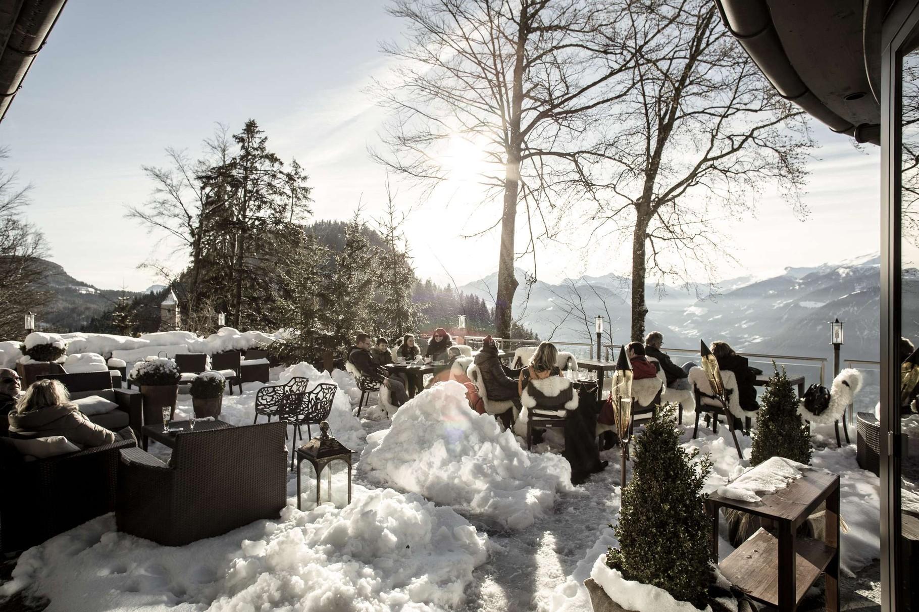 Miramonti, bei Meran, Südtirol