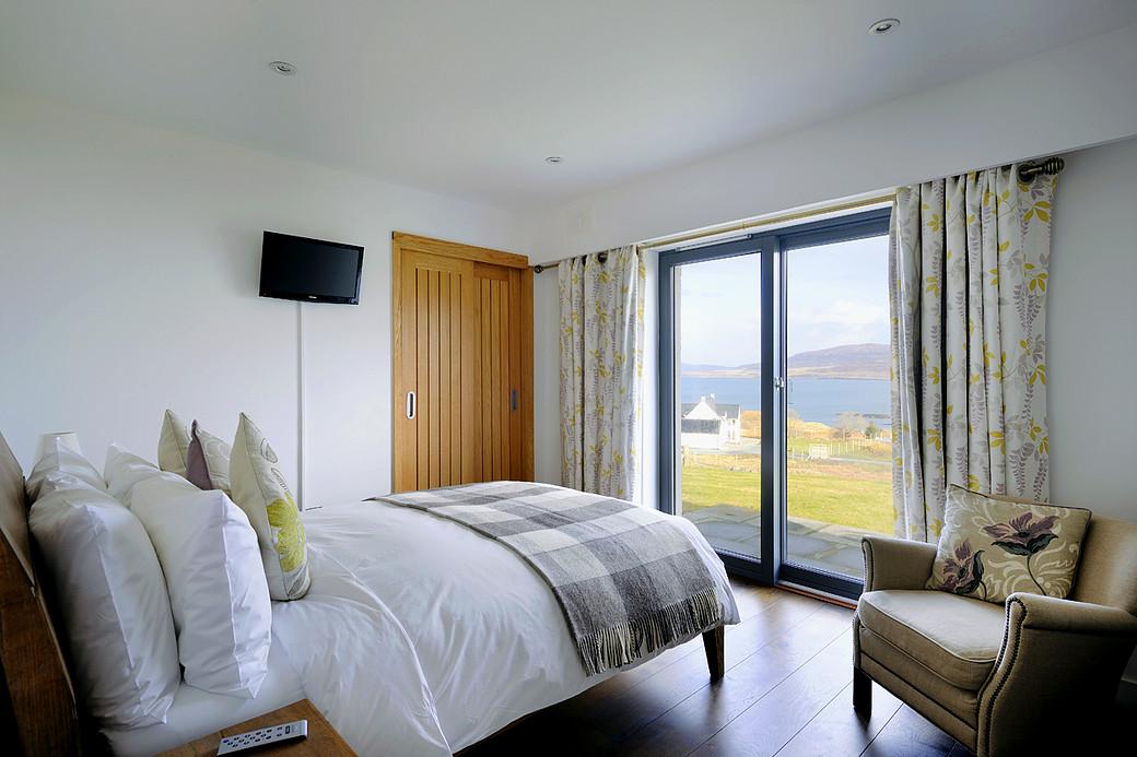 Ausblick aus dem Zimmer der Hillstone Lodge