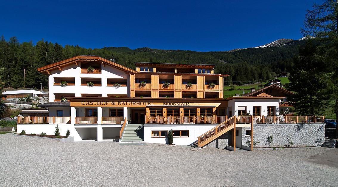 Hotel Moosmair von außen