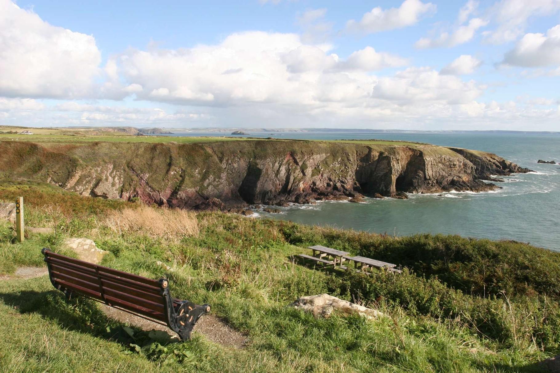Küste Pembrokeshire