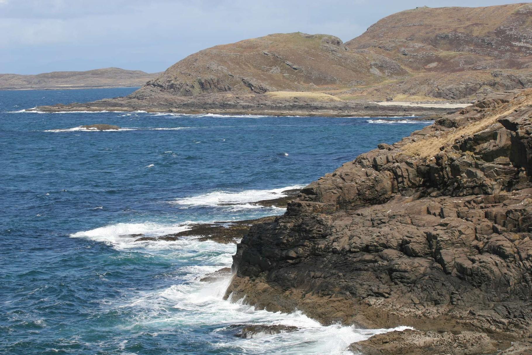 Ardnamurchan Halbinsel