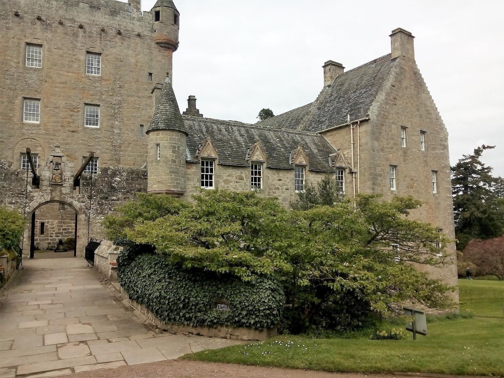Cawdor Castle & Gärten