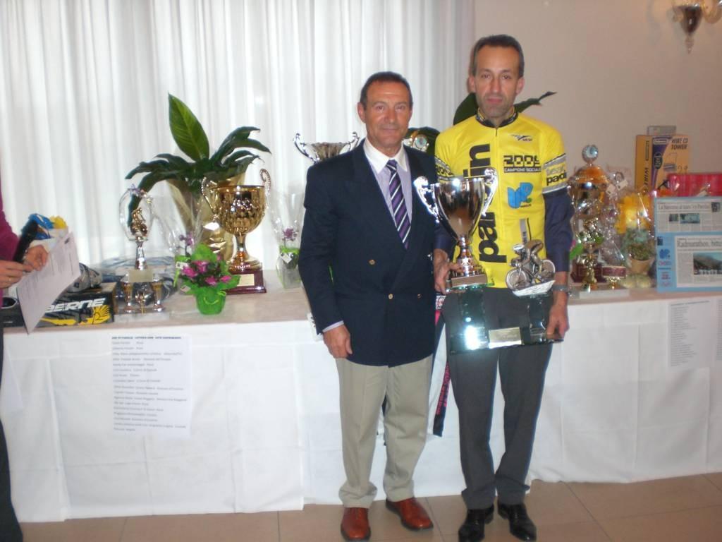 Maurizio, il Campione Sociale 2009