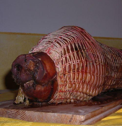 9. Una delle porchette