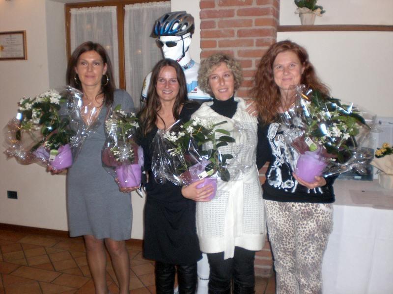 Asd VP Parolin    Pranzo Sociale 07/11/2010    Foto di Gruppo