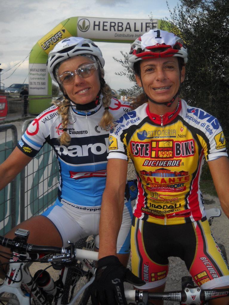 Gara Vò Euganeo con Monica Squarcina 13-10-2012