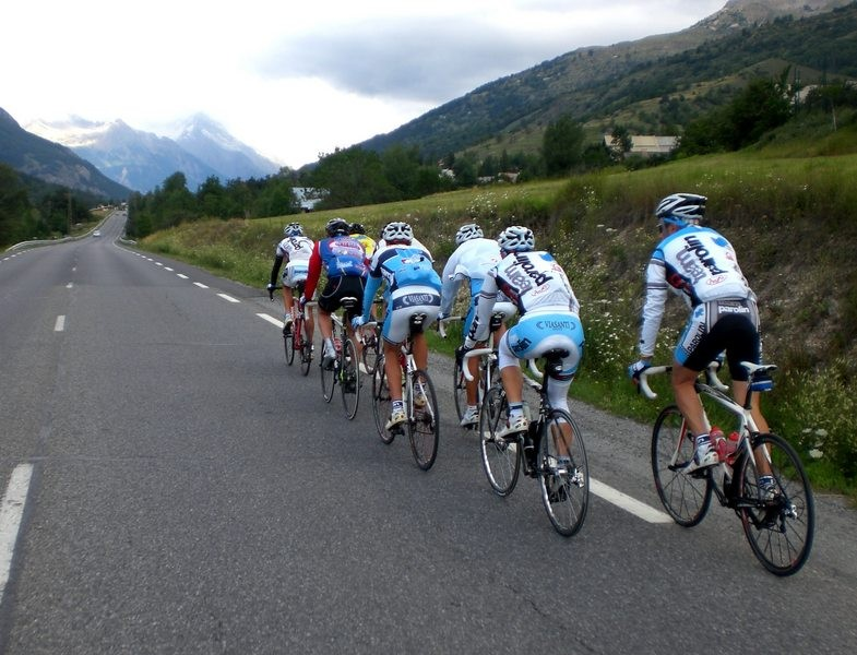 Domenica 24 Luglio 2011 Col de Lautaret e Col du Galibier