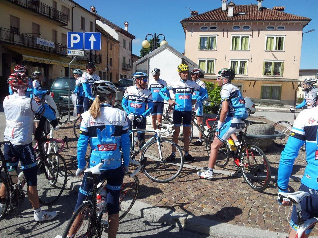 Giro Passo S.Boldo 25 Aprile 2012