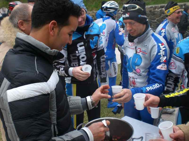Apertura anno ciclistico 27 Febbraio 2011