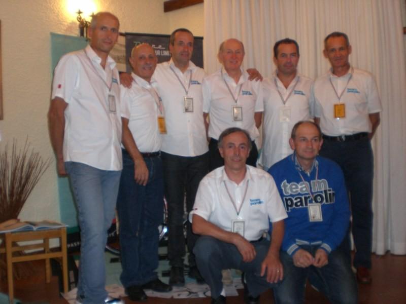 Foto di gruppo Brevettati ASD VP Parolin