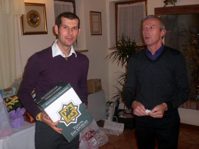 Asd VP Parolin    Pranzo Sociale 07/11/2010    Lotteria
