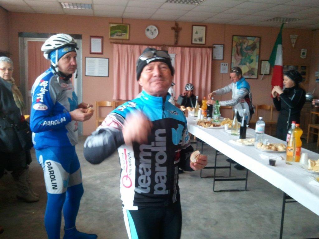 Apertura anno ciclistico 27 Febbraio 2011  Foto F. dal Fior
