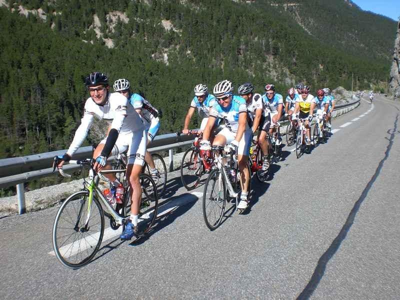 Venerdì 22 Luglio 2011 Col de L'Izoard (2361) e Col dell'Agnello (2744)