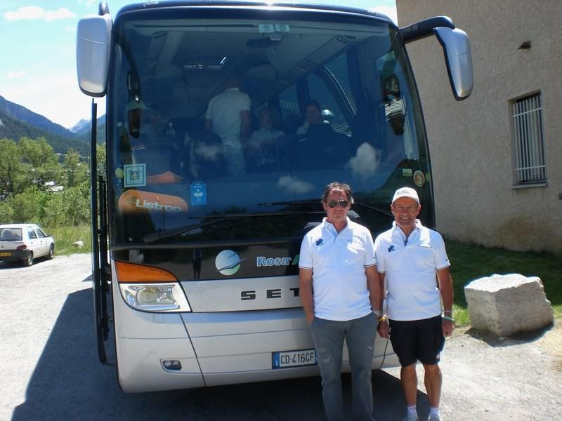 Domenica 24 Luglio 2011 Briançon