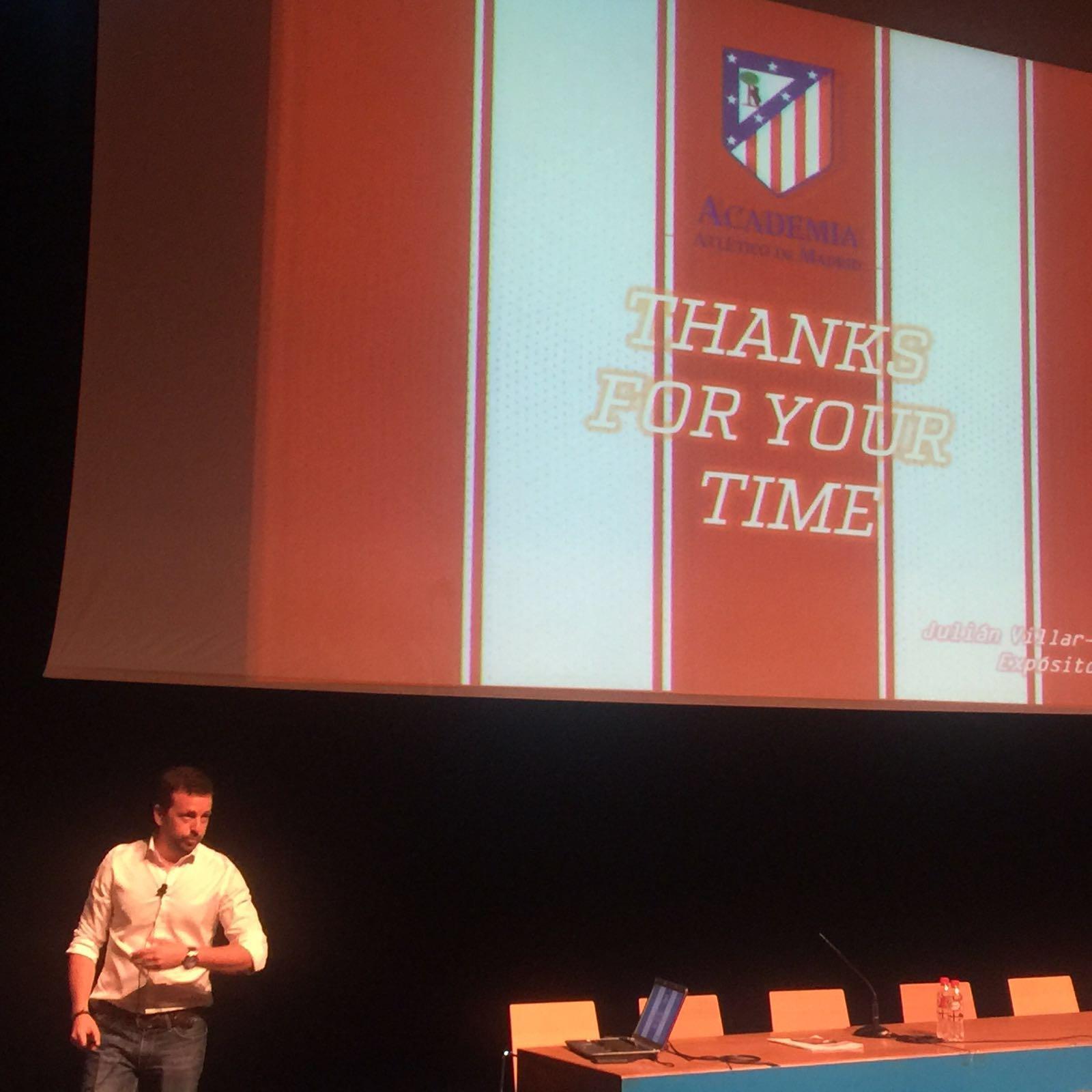 Jornada de Fútbol, Entrenamiento y Metodología, Málaga.
