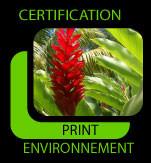 Certification print environnement