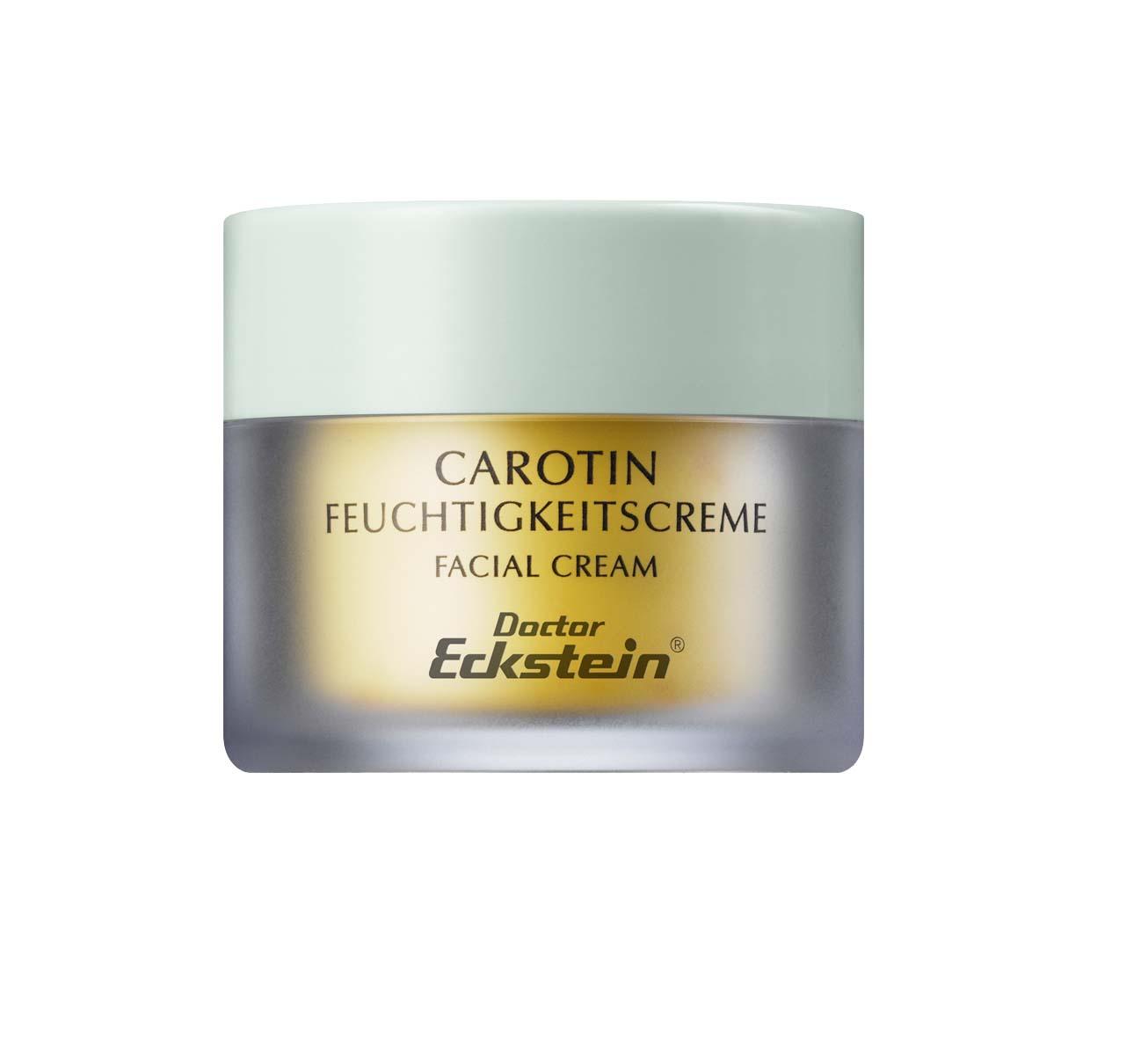 1x Doctor Eckstein® Carotin Feuchtigkeitscreme 50 ml