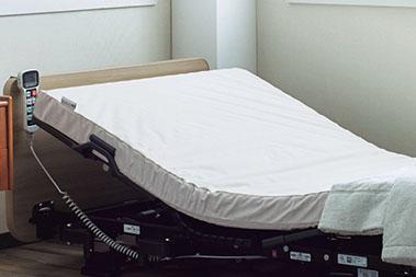 商品案内のベッド