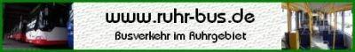 Busverkehr im Ruhrgebiet