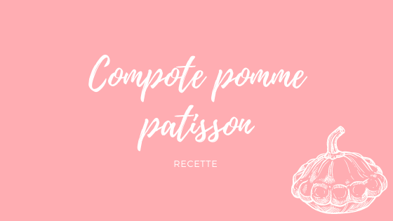 COMPOTE POMME PATISSON