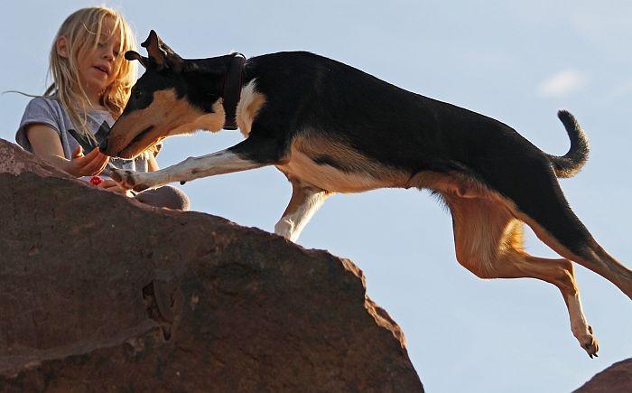 Mutig sein