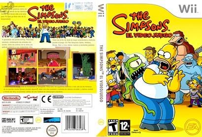 Ya Disponible Para Descargar Los Simpson El Viodeo Juego Para Wii
