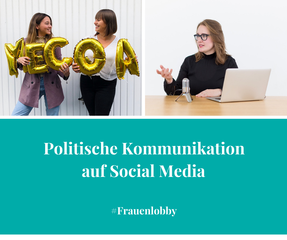 Politische Kommunikation auf Social Media