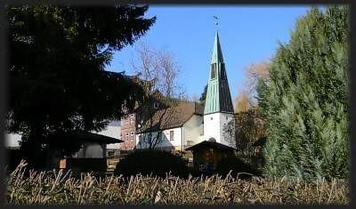 """unsere kleine Kirche in """"Hellental"""""""