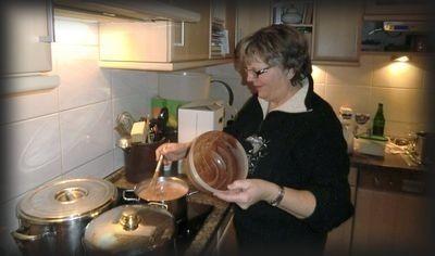 """Frau """"Gobrecht"""" backt die schönsten Köstlichkeiten !"""