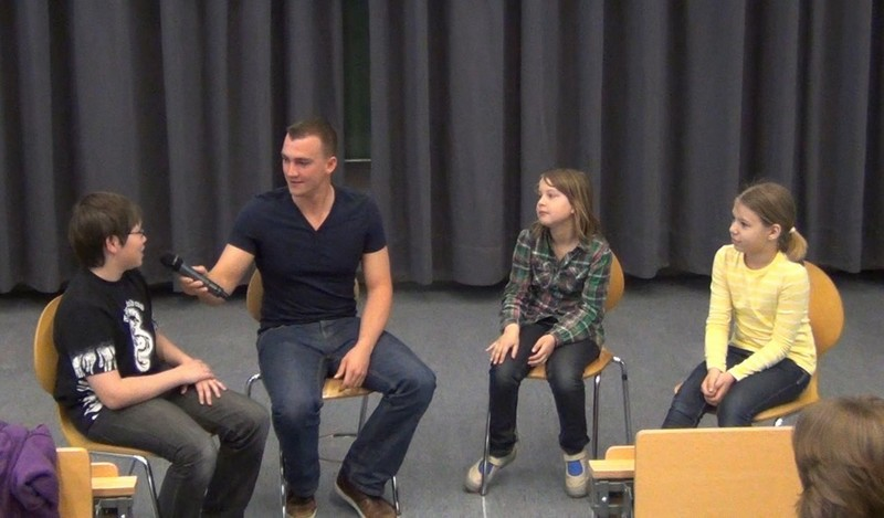 Philosophieren mit Kindern, Kinder-Uni Stendal, 2013