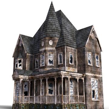 Maison hantée - hypnose et phobie