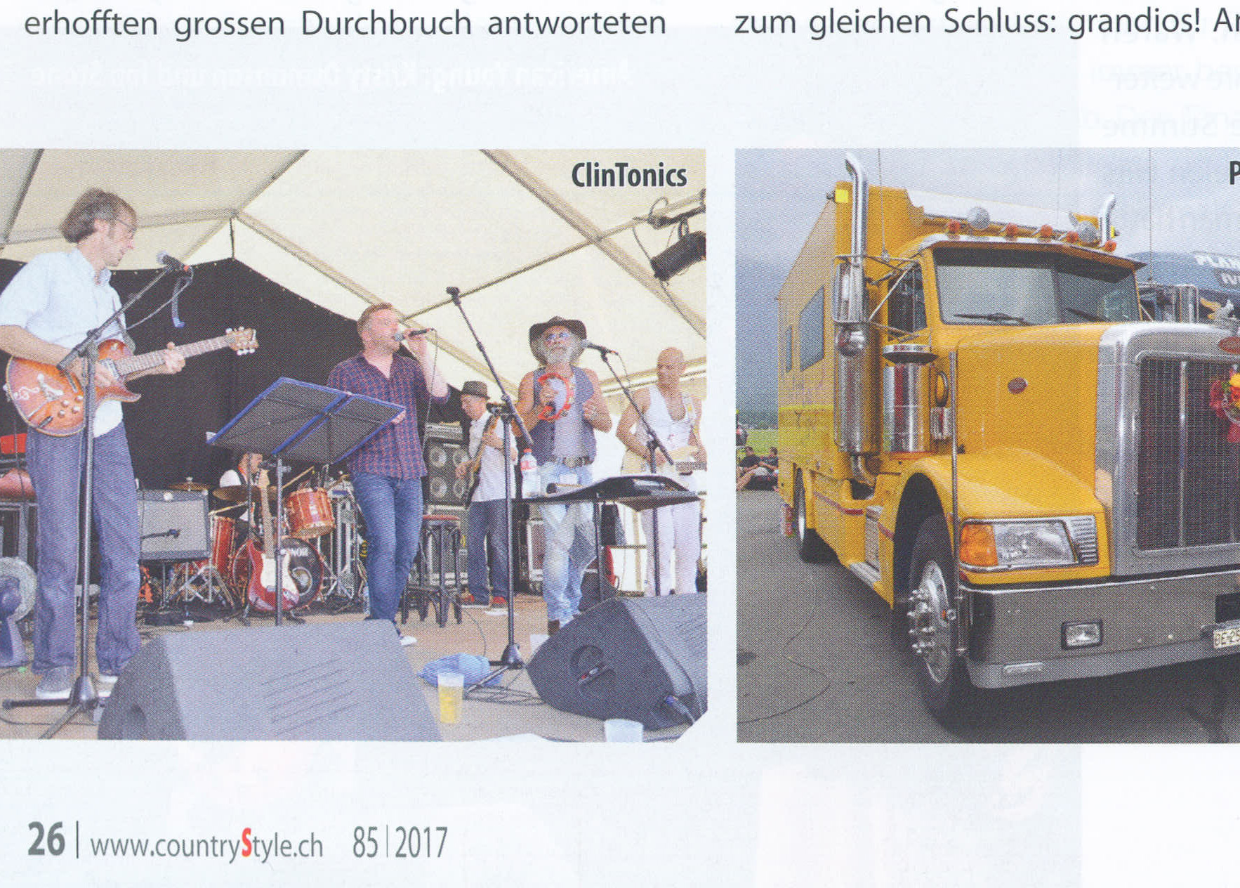 Trucker&Country Festival 2016 Foto