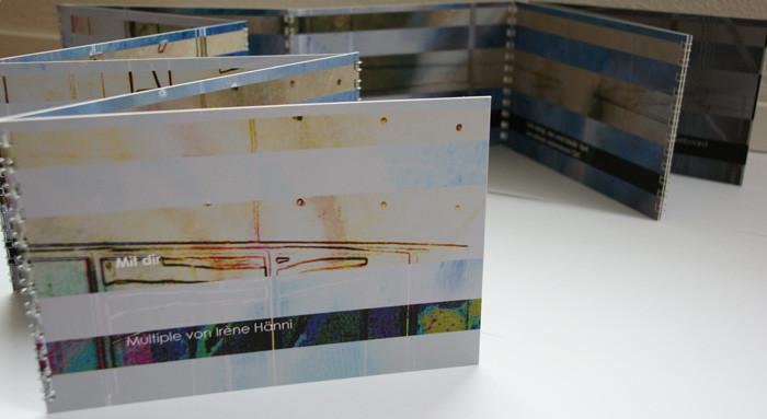 Mit dir, 2010. Multiple. Inkjet-Print auf Enhanced Matte Poster Board, Auflage: 12 Ex. Format: 18 x 27 cm