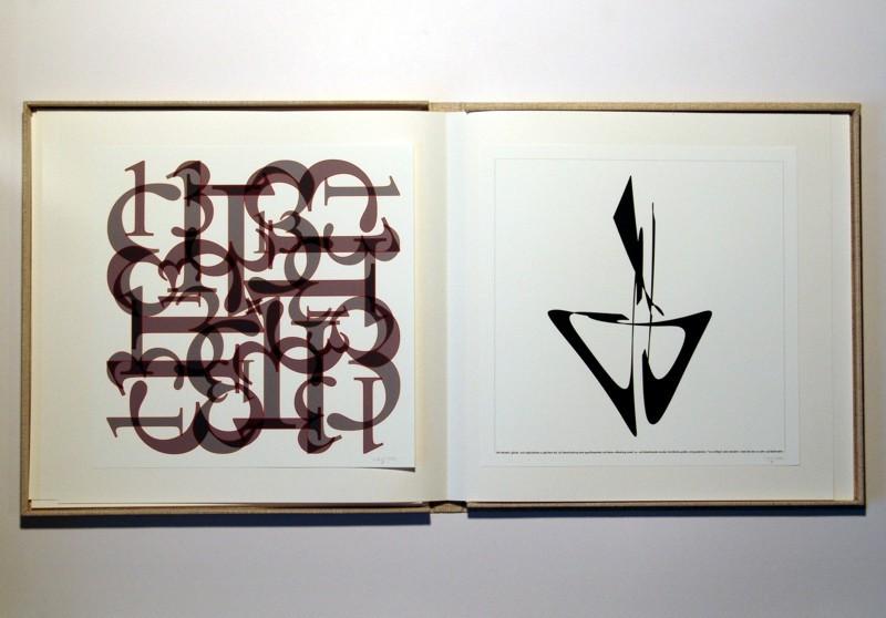 Von zehn bis achtzehn - ein magisches quadrat, 2004