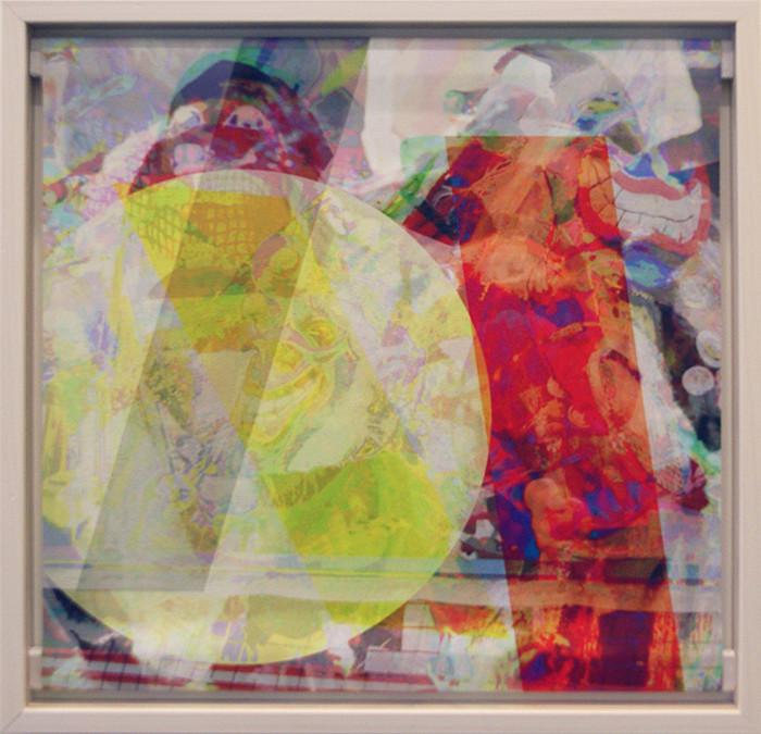 wef42x43n2, 2013. imprime sur canvas. 46,5x47,5 cm