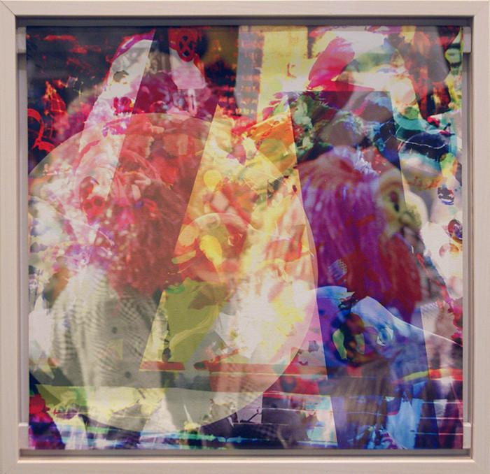 wef42x43n4, 2013. pigmented inkprint on canvas. 46,5x47,5 cm