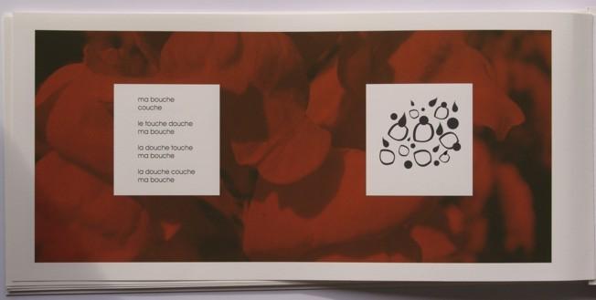 """Seite aus dem 4. Band """"Aus der Traum"""", 2006 (Grossformat)"""