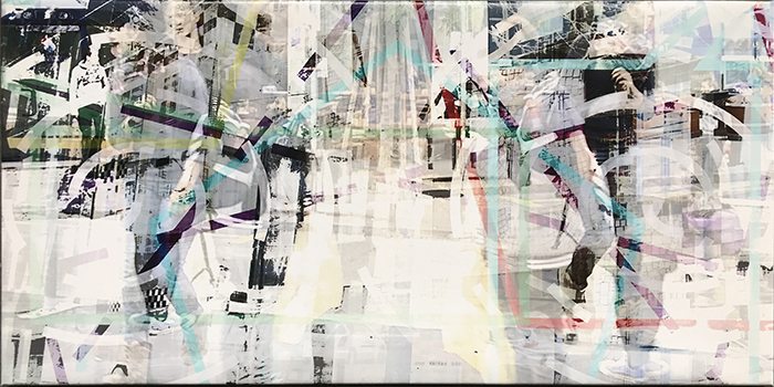 warten(06)/wait_2018_pigmented-inkprint-and-acrylic-on-canvas_size50x100cm
