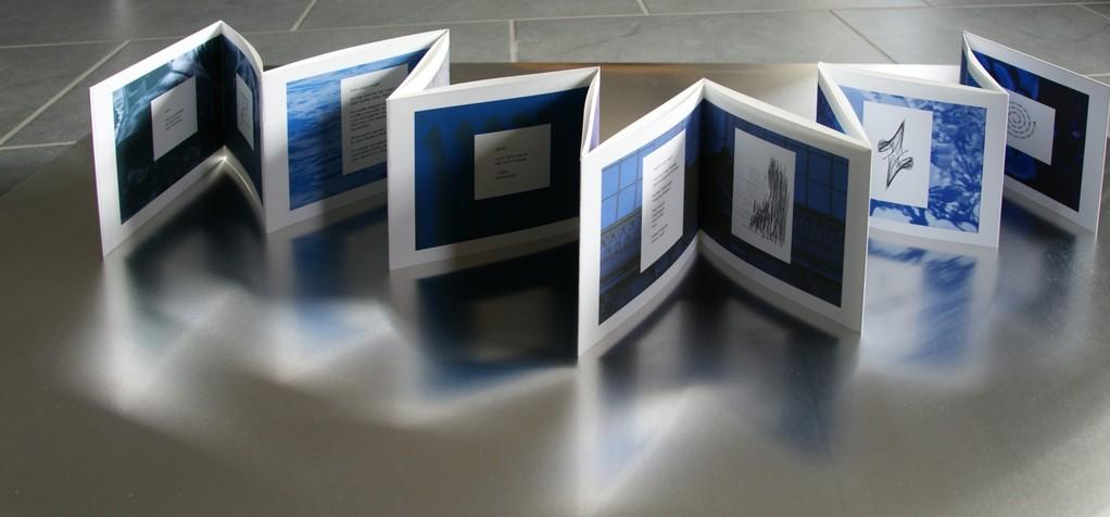 Aus der Traum, 2011 Band 1. Inkjet-Print auf Enhanced Matte Paper und Enhanced Matte Poster Board. Auflage: 12 Ex. Format: 16 x 16,5 cm