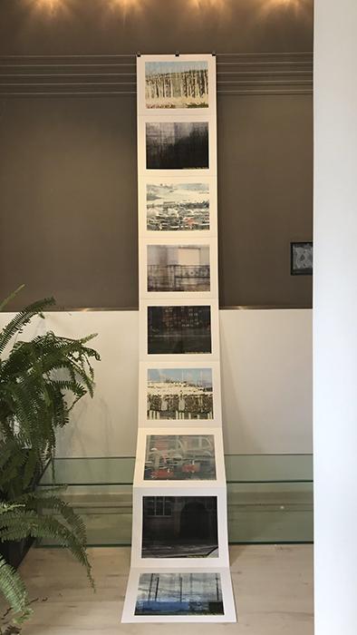 10 x o.T. Pigmentdruck auf Hahnemühle Photo Rag, Auflage: 5 Ex. ca. je 33 x 43 cm