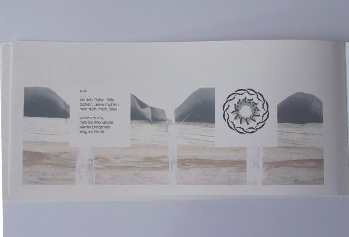 """Seite aus dem 3. Band """"Aus der Traum"""", 2006 (Grossformat)"""