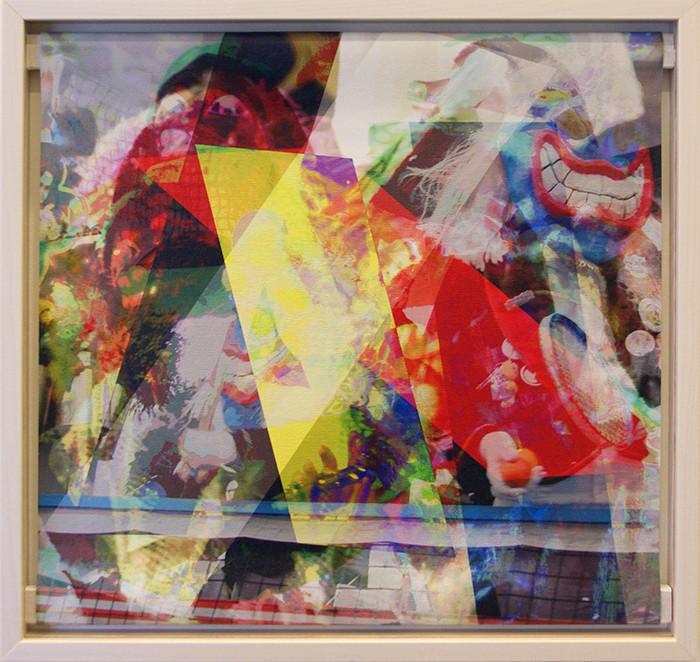 wef42x43n5, 2013. imprime sur canvas. 46,5x47,5 cm
