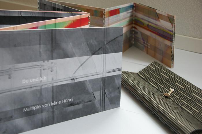 Du und ich, 2010. Multiple. Inkjet-Print auf Enhanced Matte Poster Board, Auflage: 12 Ex. Format: 18 x 27 cm