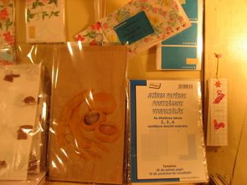 チェコのパンやさんの紙袋とハンガリーのこどもの紙セット